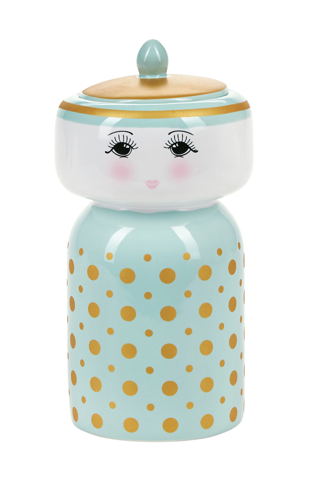 Pretty Eyes Decorative Jars