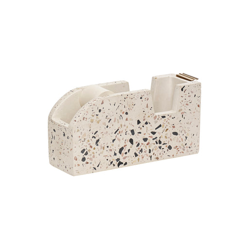 Terrazzo Tape Dispenser, Lifestyle, Hübsch - 3LittlePicks