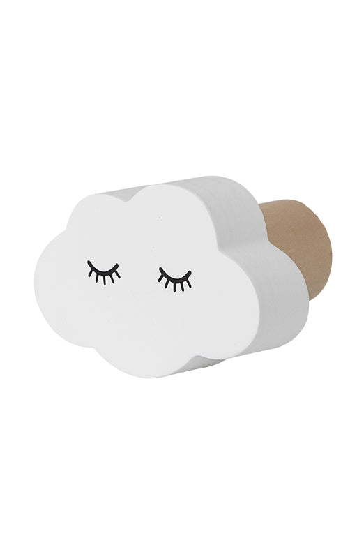 Sleepy Cloud Hook, Clothes Hanger, Bloomingville - 3LittlePicks