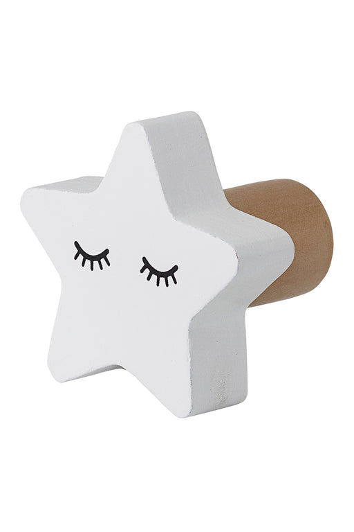 Sleepy Star Hook, Clothes Hanger, Bloomingville - 3LittlePicks