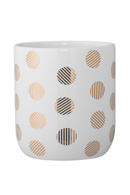 Golden Dots Jar, Decor, Bloomingville - 3LittlePicks