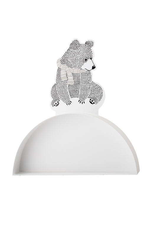 Bear Display Shelf, Storage, Bloomingville - 3LittlePicks