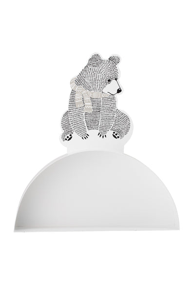 Bear Display Shelf