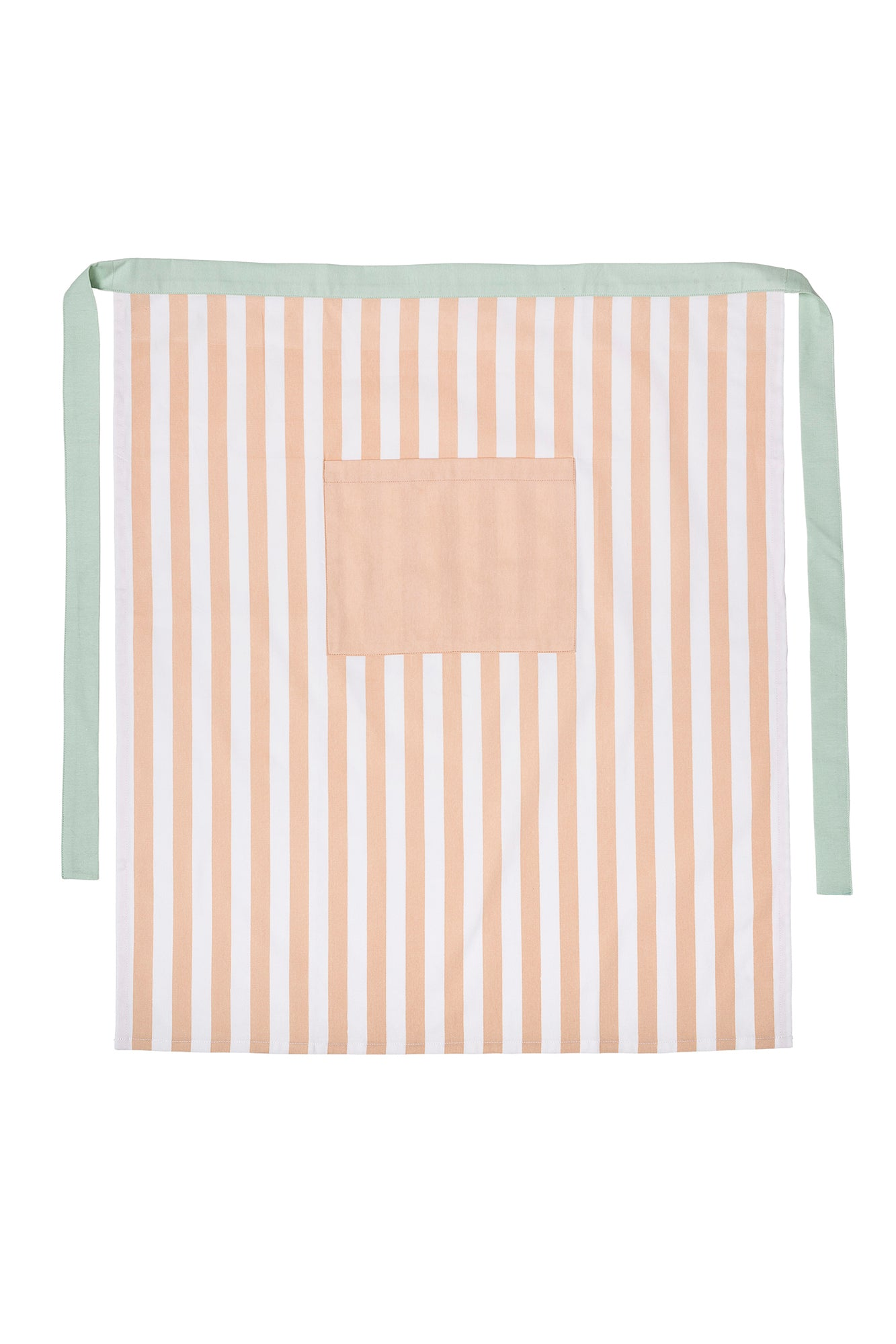 Apricot Stripes Apron, Kitchen Accessories, Bloomingville - 3LittlePicks