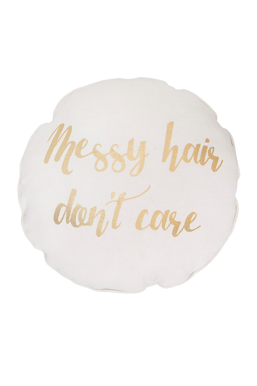 Messy Hair Cushion