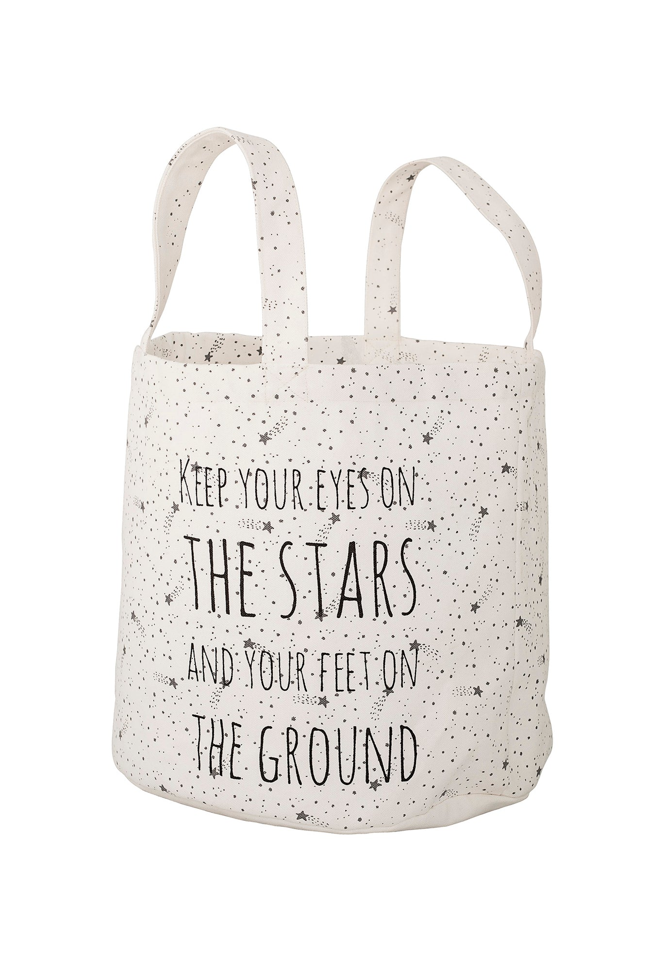 Twinkle Stars Storage Bag, Storage, Bloomingville - 3LittlePicks