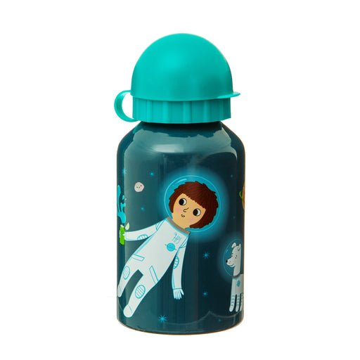 Space Explorer Kid's Water Bottle, Drinkware, Sass & Belle - 3LittlePicks
