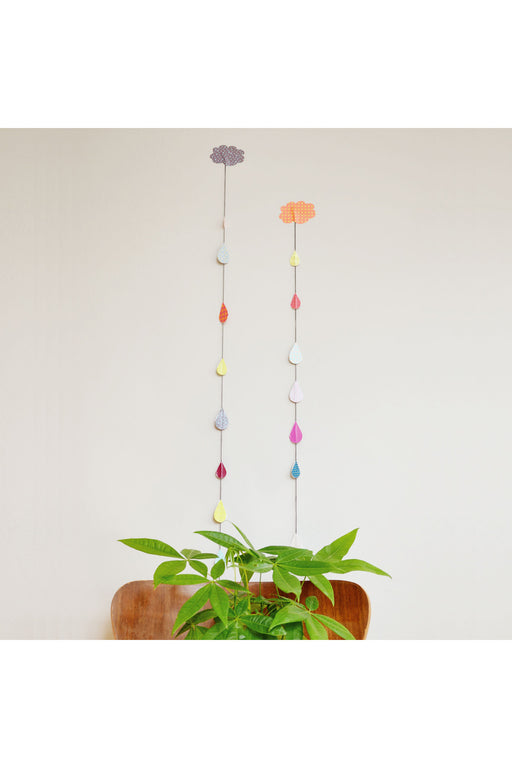 Raindrops Garland Kit, Partyware, MIMI' lou - 3LittlePicks