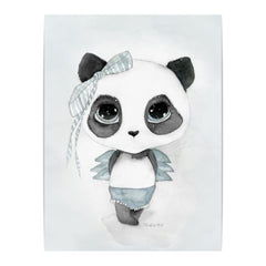 Panda Signe, Decor, By Christine Hoel - 3LittlePicks