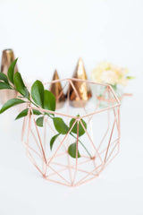 Copper Fruit Basket, Kitchen Storage, Hübsch - 3LittlePicks