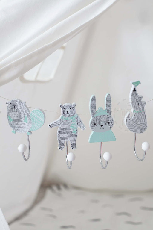 Kinder Animals, Clothes Hanger, Bloomingville - 3LittlePicks