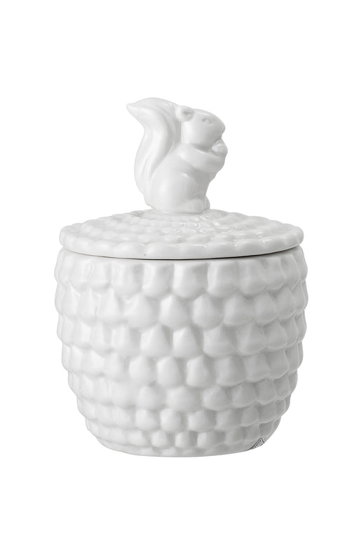 White Squirrel Jar