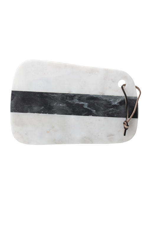 Black and White Marble Board, Decor, Bloomingville - 3LittlePicks