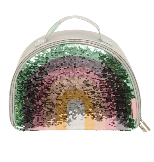 Rainbow Sequin Cooler Bag, Drinkware, A Little Lovely Company - 3LittlePicks