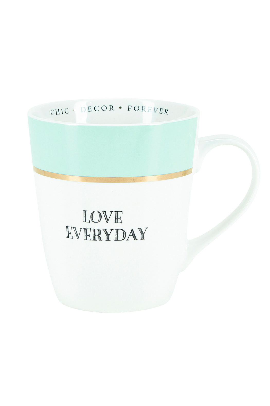 Daily Positive Vibes, Drinkware, Miss Etoile - 3LittlePicks