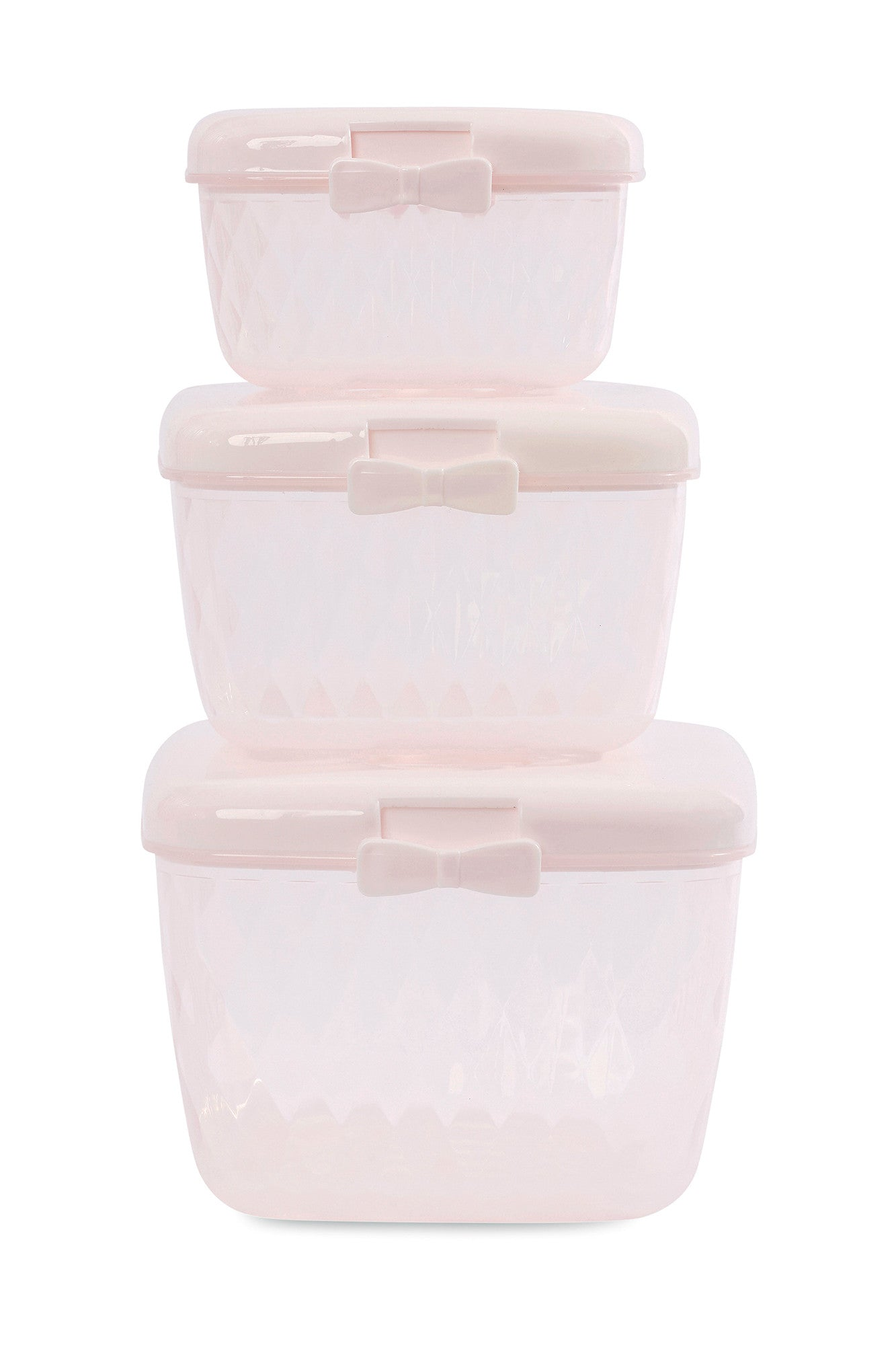 Pastel Food Container Set 3LittlePicks