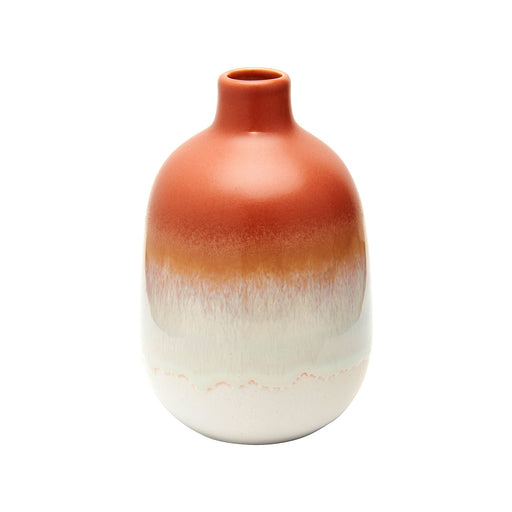 Mojave Glaze Brown Vase
