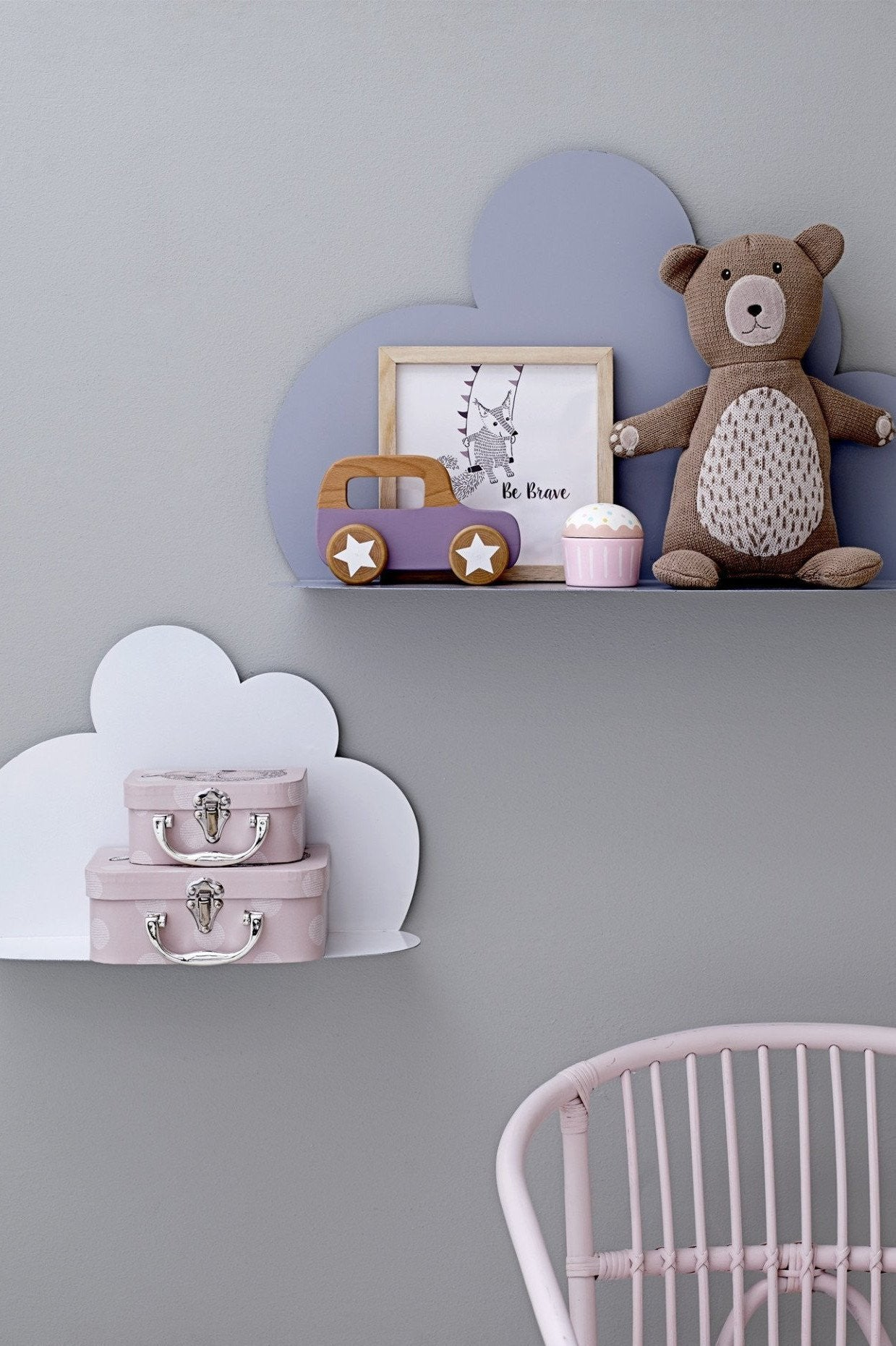 Puffy Cloud Shelf, Shelf, Bloomingville - 3LittlePicks