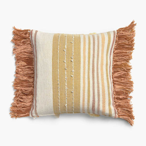 Land Tone Square Cushion