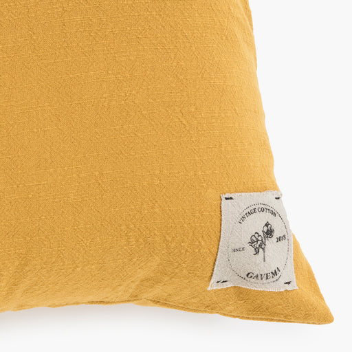 Gavema Mustard Cushion