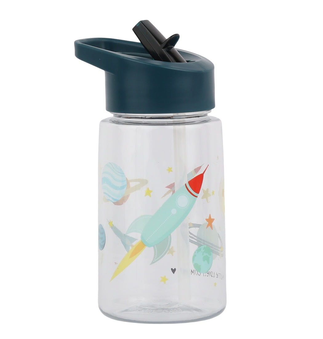 COMING SOON: Space Drink Bottle, Drinkware, A Little Lovely Company - 3LittlePicks
