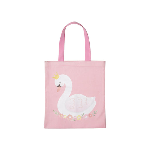 Freya Swan Tote Bag, Storage, Sass & Belle - 3LittlePicks