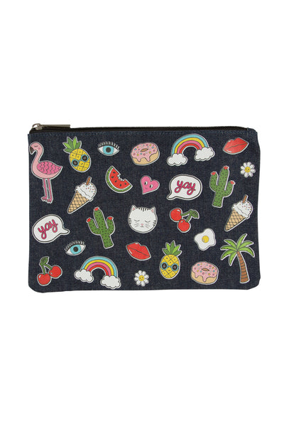 Patches & Pins Pouch