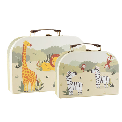 COMING SOON: Savannah Safari Suitcases