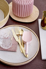 Sweet Pink Selection Spoon, Utensils, Bloomingville - 3LittlePicks