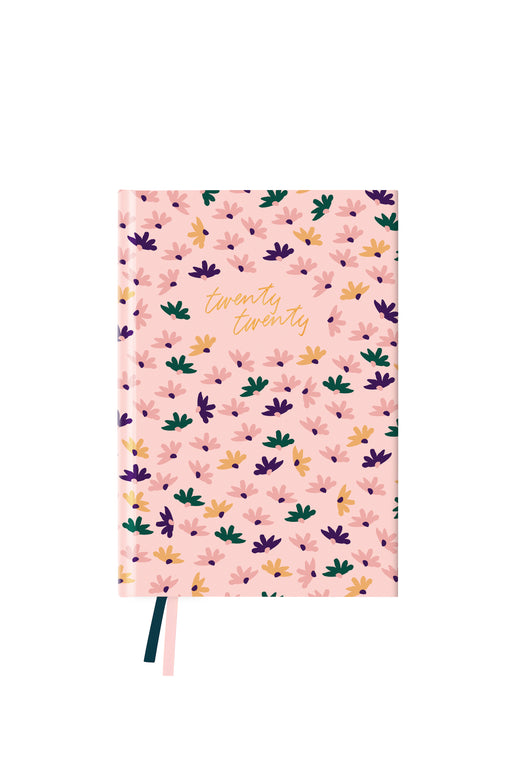 Sweet Daisy Weekly Hardcover Planner, Stationary, Blushing Confetti - 3LittlePicks