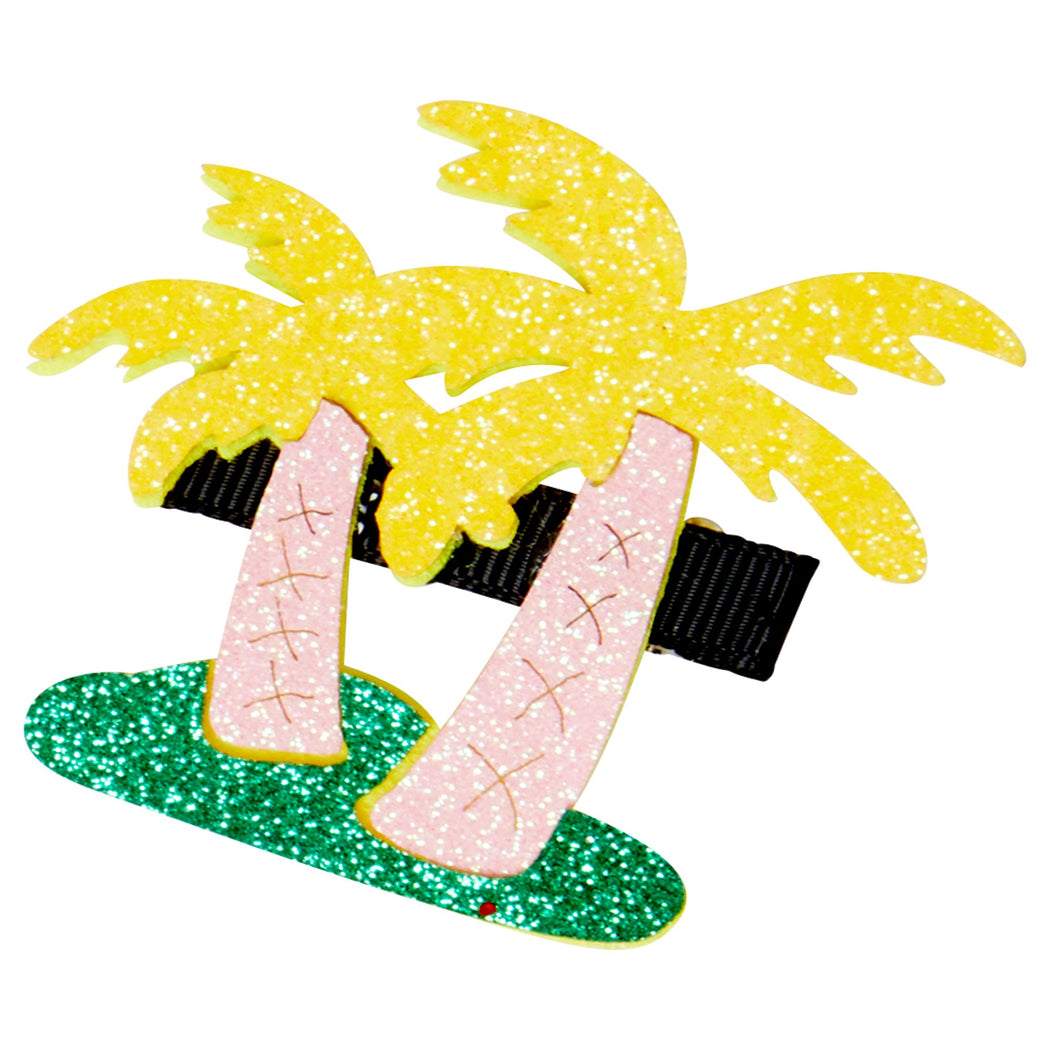 Beach Fun Hair Clips