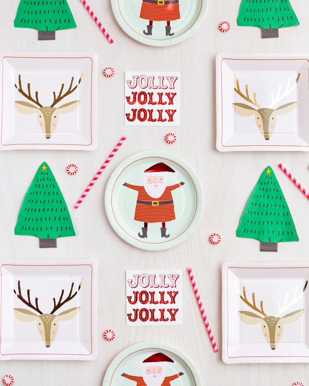 Holiday Jolly Napkin