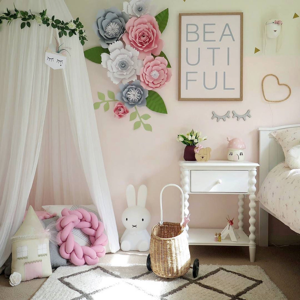 Beautiful Blush, Decor, Sprout and Sparrow - 3LittlePicks