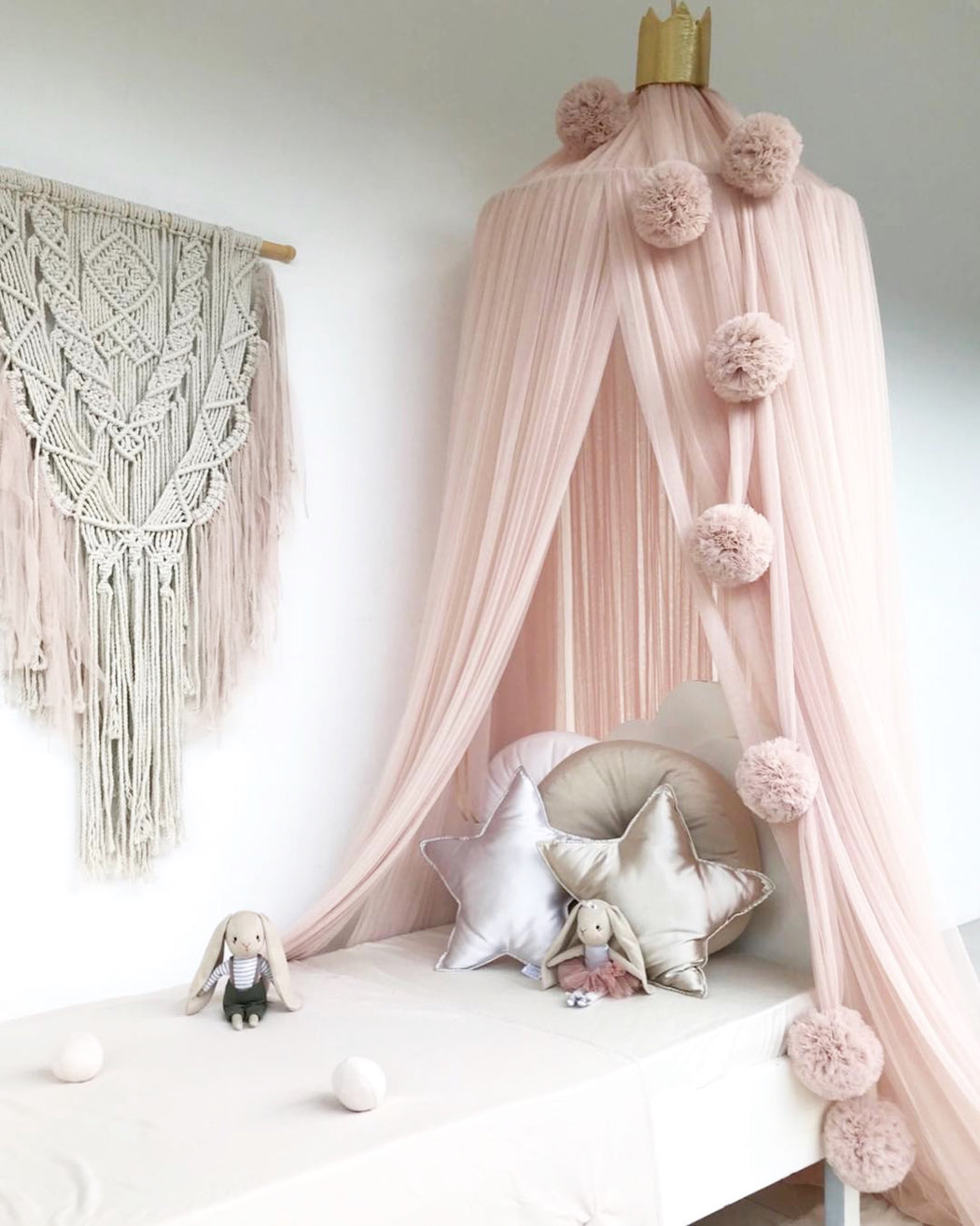 Champagne Dreamy Canopy, Decor, Spinkie - 3LittlePicks