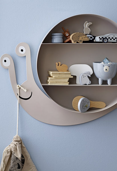 Snail Display Shelf