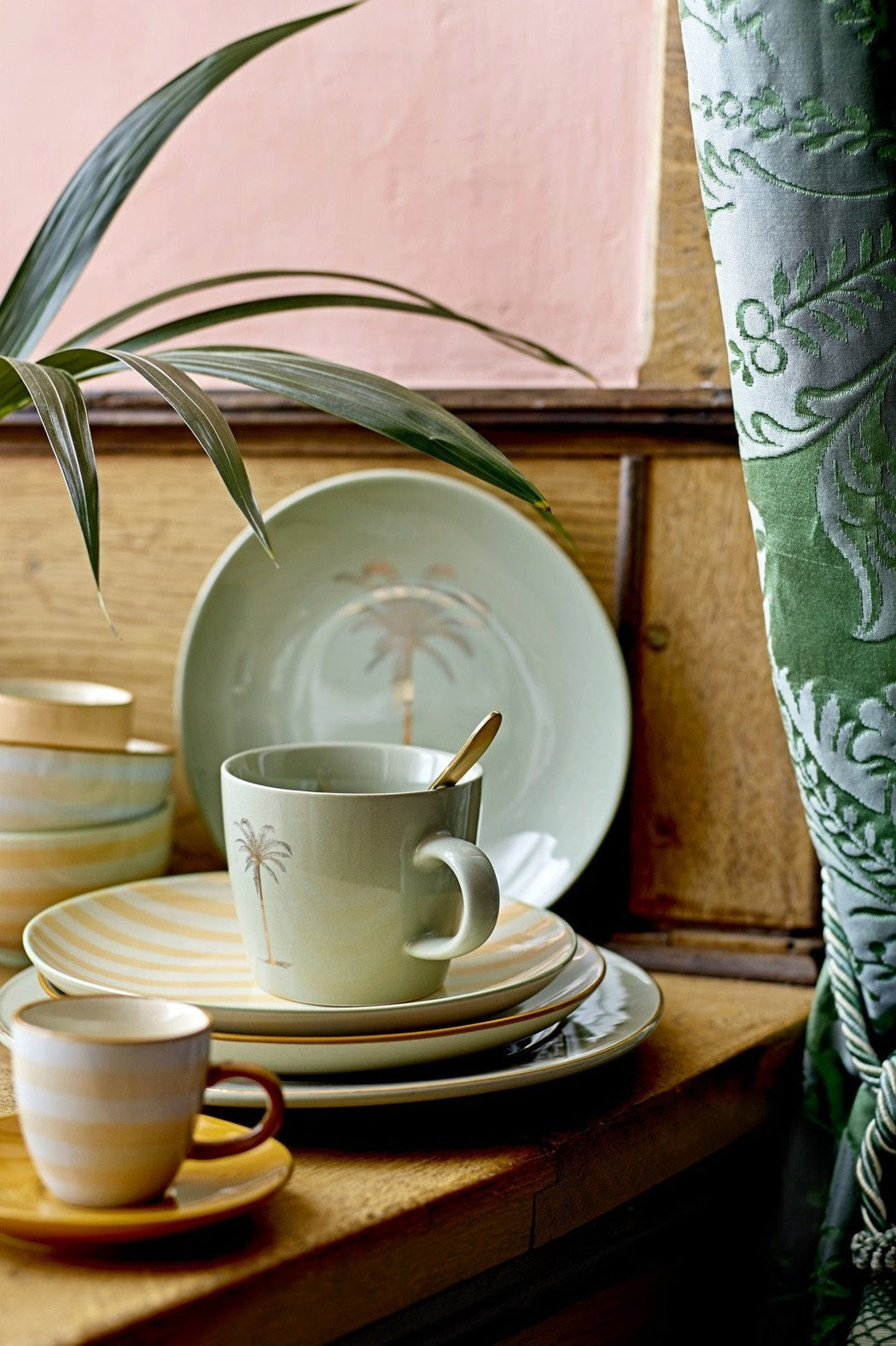 Tropical Miami, Serveware, Bloomingville - 3LittlePicks