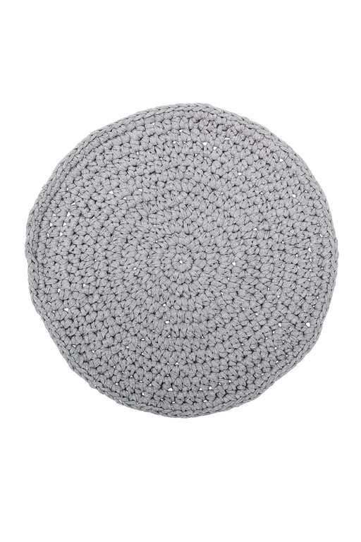 Grey Crochet Placemat, Dining, Bloomingville - 3LittlePicks