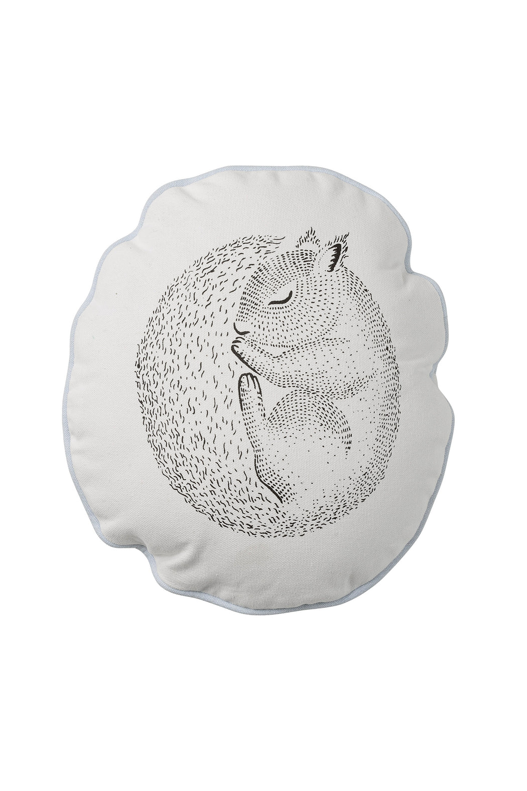 Squirrel Cushion, Cushion, Bloomingville - 3LittlePicks