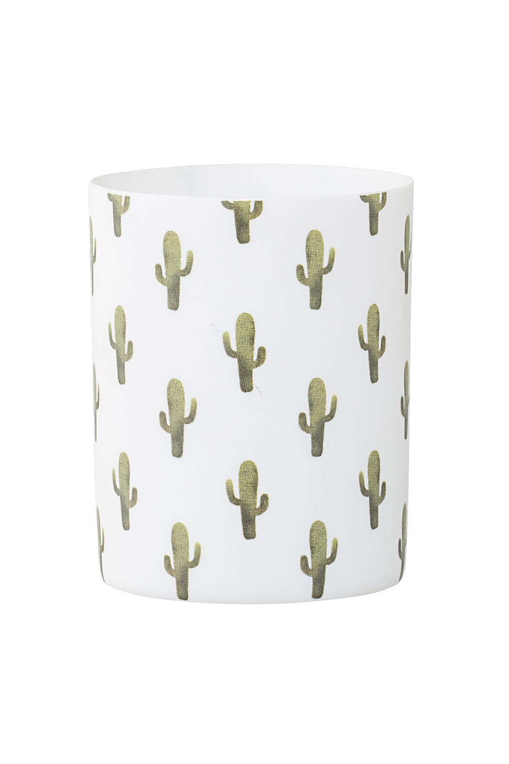 Jade Cactus Votive, Candle Holders, Bloomingville - 3LittlePicks