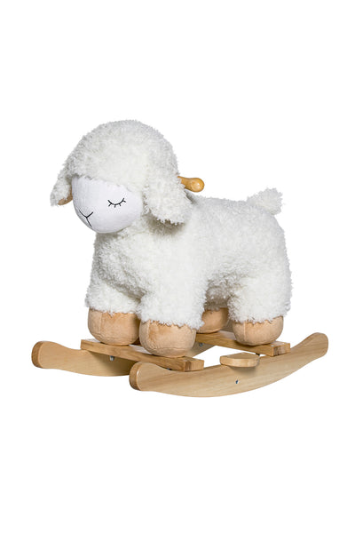 PRE-ORDER: Sheep Rocking Toy