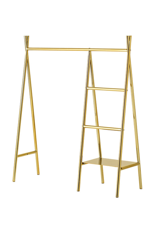 Golden Clothes Rack