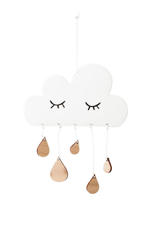 Cloud Wall Décor, Decor, Bloomingville - 3LittlePicks