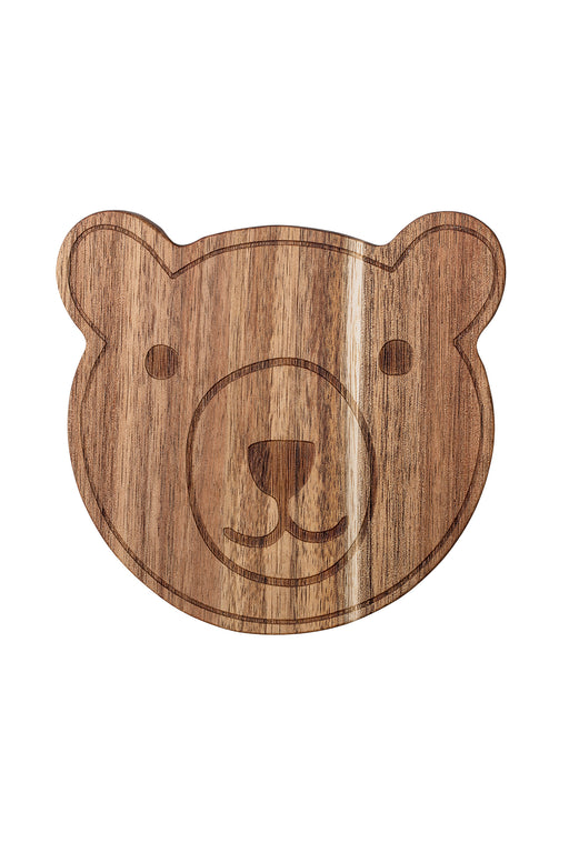 Acacia Bear Board, Serveware, Bloomingville - 3LittlePicks