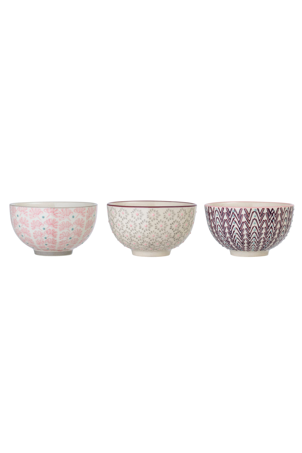 Maya Rice Bowl, Serveware, Bloomingville - 3LittlePicks