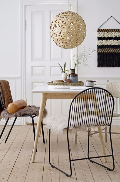 Friend Black Dining Chair