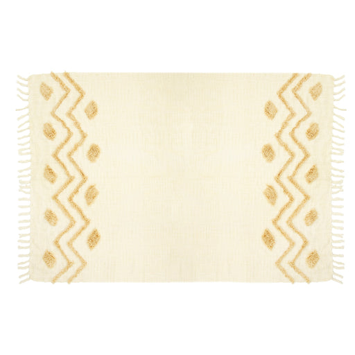 Blanca Tufted Zigzag Throw, Cushion, Sass & Belle - 3LittlePicks