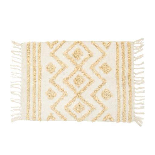 Blanca Tufted Zigzag Rug, Cushion, Sass & Belle - 3LittlePicks