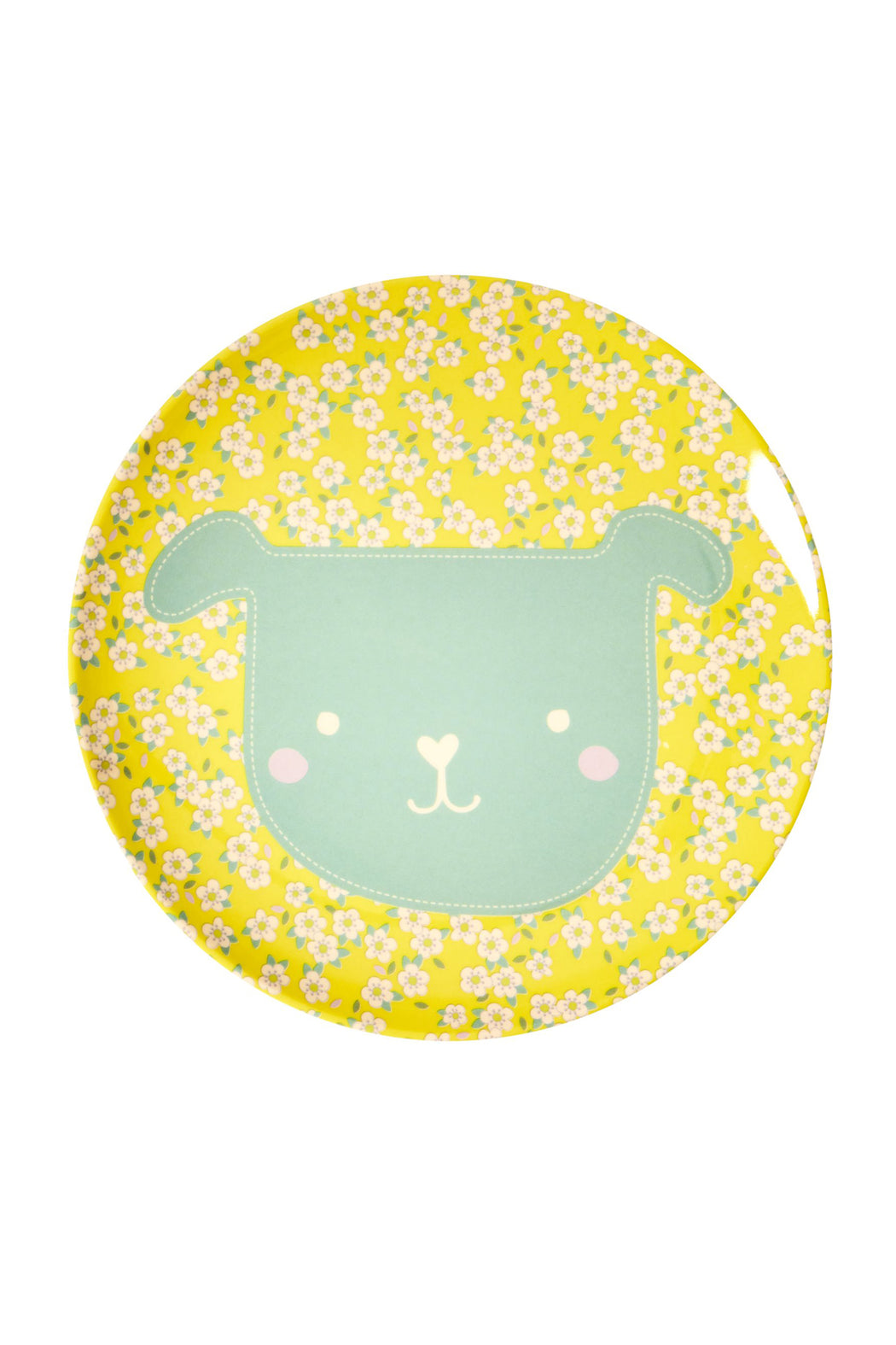 Pastel Animal Melamine Plates, Dining, RICE - 3LittlePicks