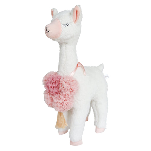 Lala Llama White, Toy, Spinkie - 3LittlePicks