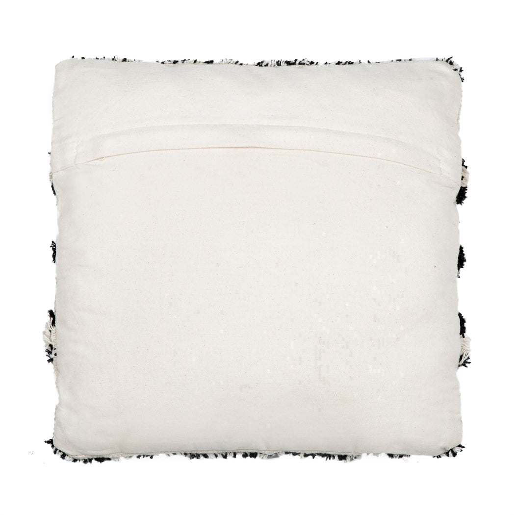 Scandi Boho Cotton Cushion